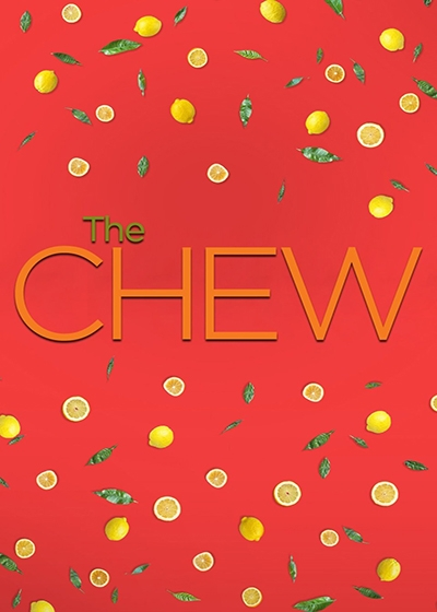 The Chew Show Poster