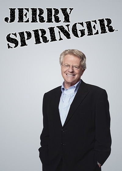 The Jerry Springer Show Show Poster