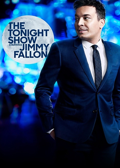 The Tonight Show With Jimmy Fallon Show Poster