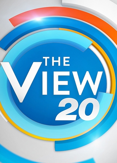 The View Show Poster