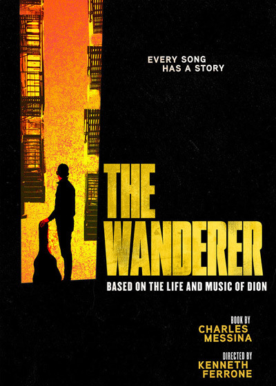 The Wanderer Poster