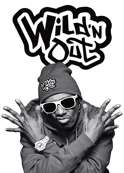 Wild'N Out Show Poster