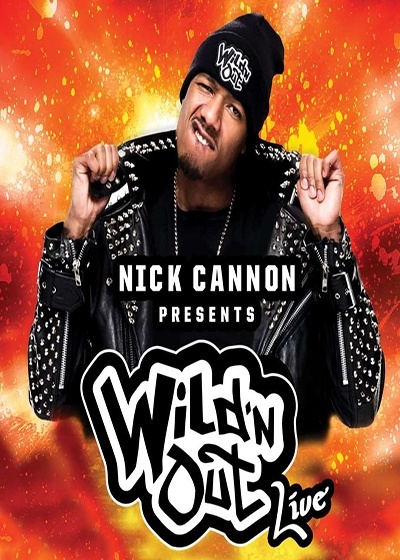 Wild'N Out Live Show Poster