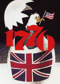 1776 Show Poster