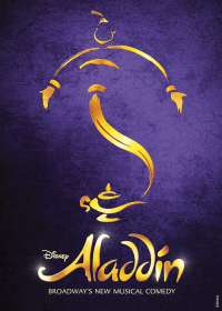Aladdin Show Poster