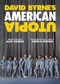 American Utopia 2020 Show Poster