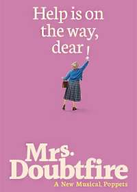 Mrs. Doubtfire Show Poster