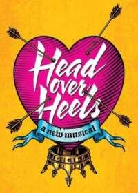 Head Over Heels Show Poster