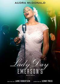 Lady Day at Emerson's Bar & Grill Show Poster