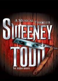 Sweeney Todd: The Demon Barber of Fleet Street Show Poster