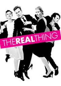 The Real Thing Show Poster