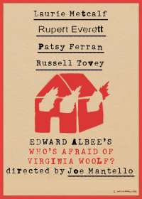 Who's Afraid of Virginia Woolf? Show Poster