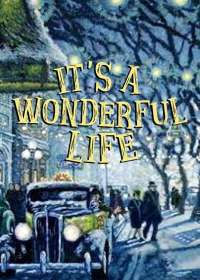 It's A Wonderful Life Show Poster