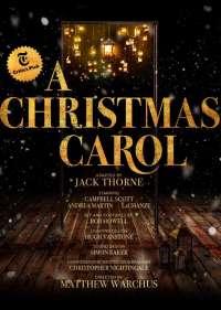 A Christmas Carol 2021 Show Poster