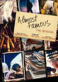 Almost Famous Show Poster