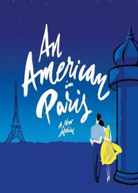 An American in Paris Show Poster