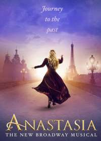 Anastasia Show Poster
