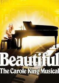 Beautiful: The Carole King Musical Show Poster
