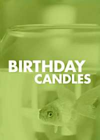 Birthday Candles Show Poster
