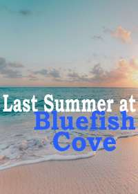 Last Summer at Bluefish Cove Show Poster