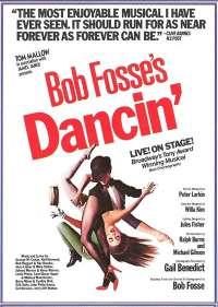 Bob Fosse's Dancin Show Poster