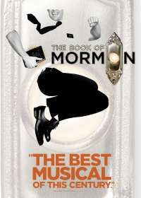The Book of Mormon Show Poster