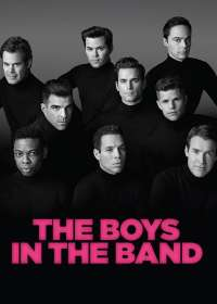The Boys in the Band Show Poster