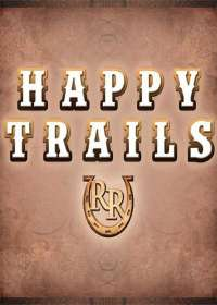 Happy Trails Show Poster