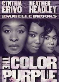 The Color Purple Show Poster