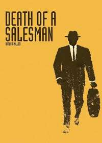 Death of a Salesman Show Poster