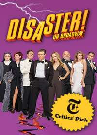 Disaster Show Poster