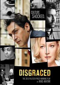 Disgraced Show Poster
