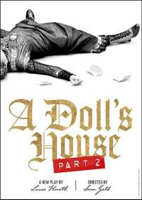 A Doll's House, Part 2 Show Poster
