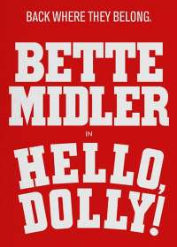 Hello Dolly! Show Poster