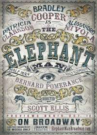The Elephant Man Show Poster