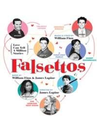 Falsettos Show Poster
