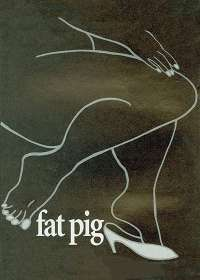 Fat Pig Show Poster