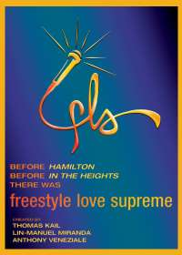 Freestyle Love Supreme Show Poster