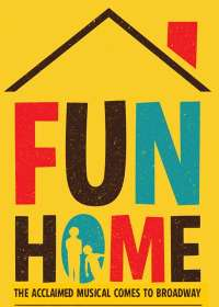 Fun Home Show Poster