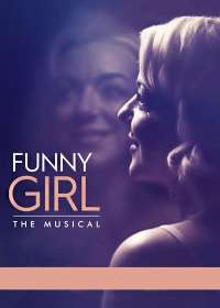 Funny Girl Show Poster