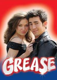 Grease Show Poster