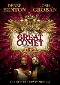 Natasha, Pierre and The Great Comet of 1812 Show Poster