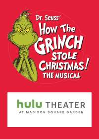 Dr. Seuss' How The Grinch Stole Christmas! Show Poster