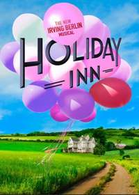 Holiday Inn Show Poster