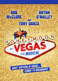 Honeymoon in Vegas Show Poster