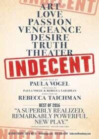 Indecent Show Poster