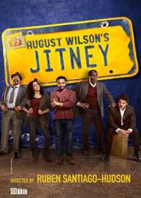 Jitney Show Poster
