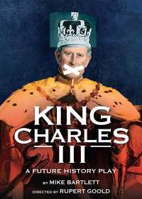King Charles III Show Poster