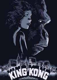 King Kong Show Poster