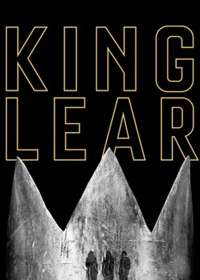 King Lear Show Poster